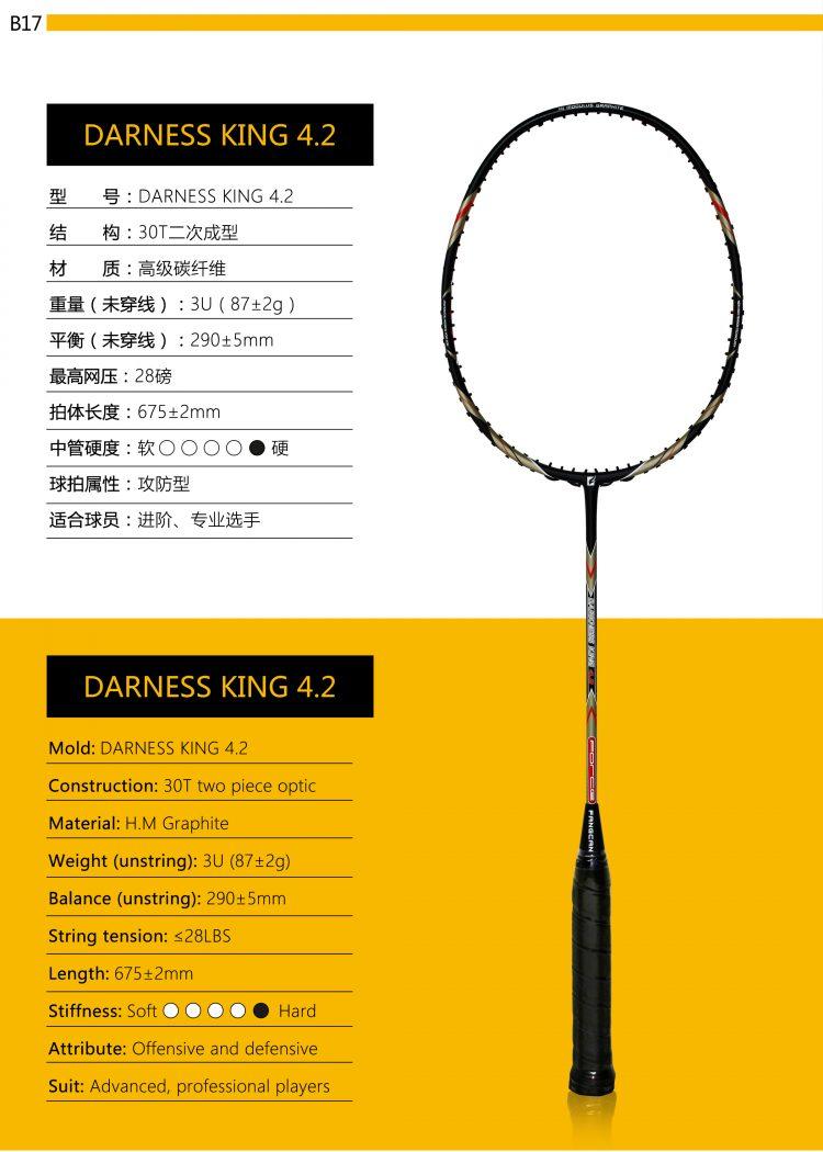 B17_Badminton Racket