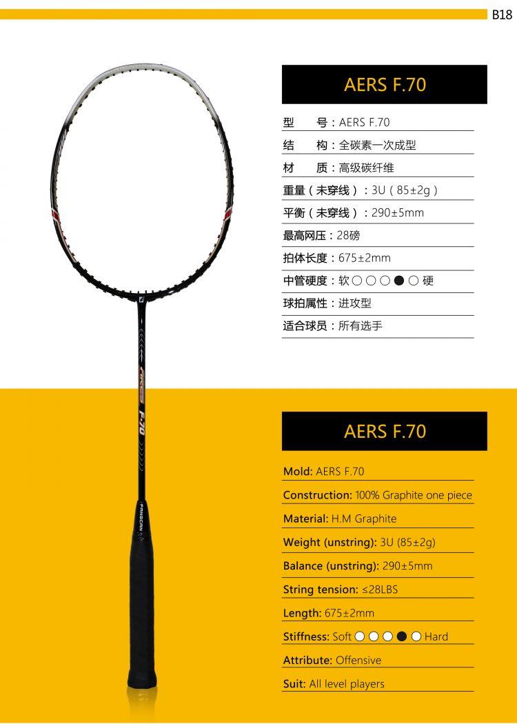B18_Badminton Racket