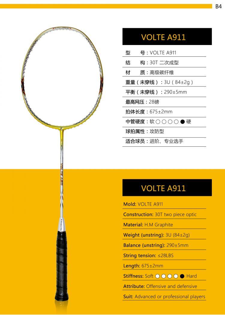 B4_Badminton Racket