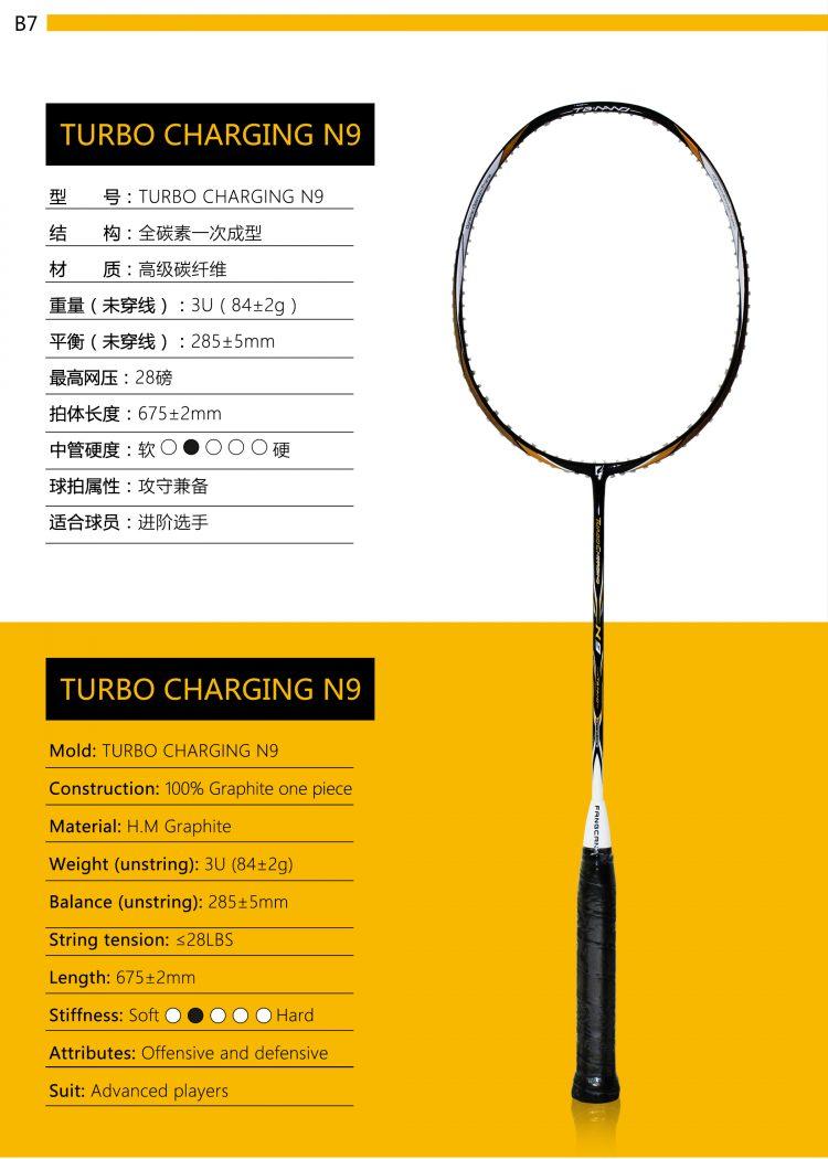 B7_Badminton Racket