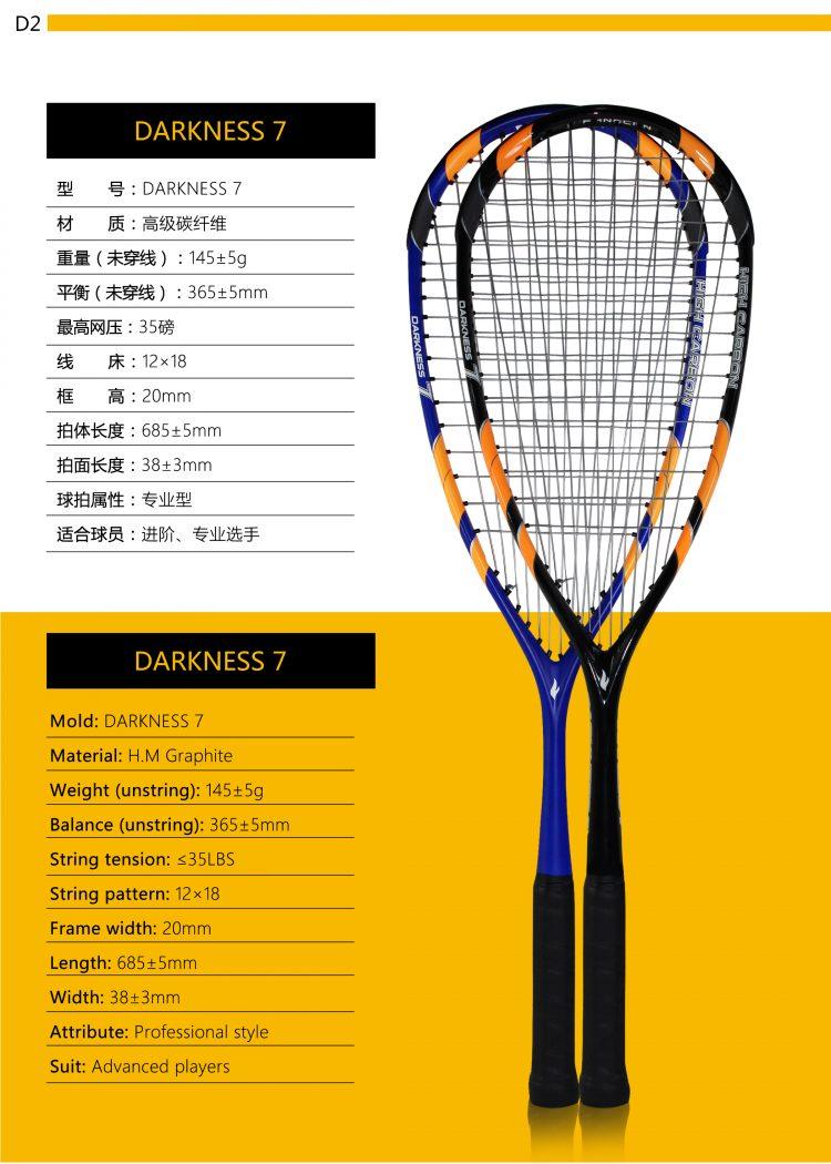 D2_Squash Racket